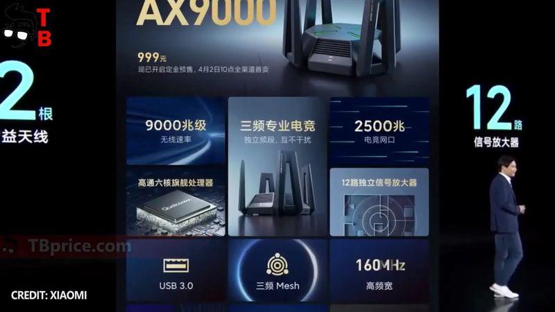 Xiaomi Mi AX9000 PREVIEW: Poweful 9000Mbps Wi-Fi 6 Router 2021!