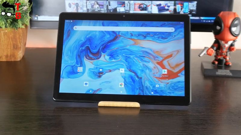 Dragon Touch Max 10 Plus REVIEW: Great Tablet For Kids 2021!