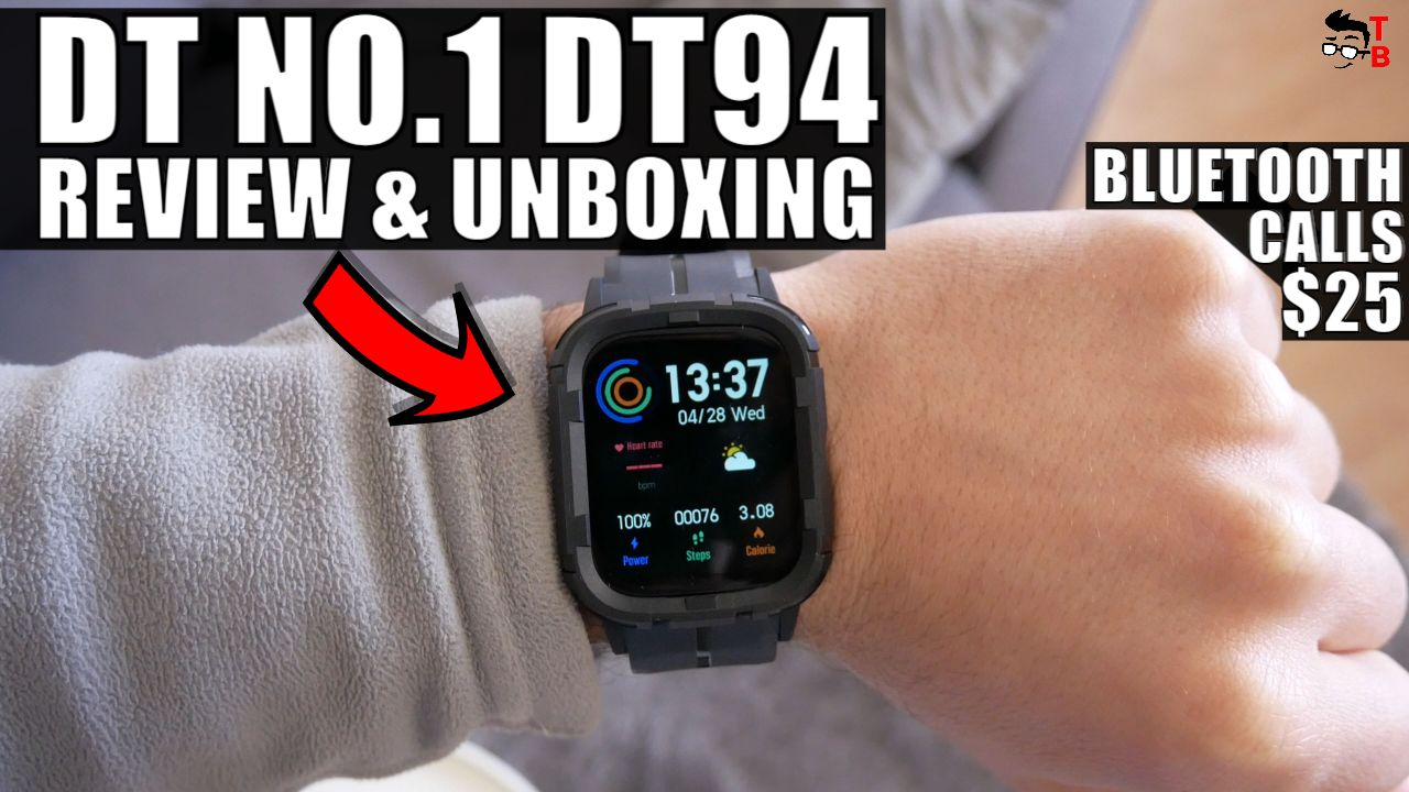 DT NO.1 DT94 Full REVIEW: This Sports Band Is Amazing!
