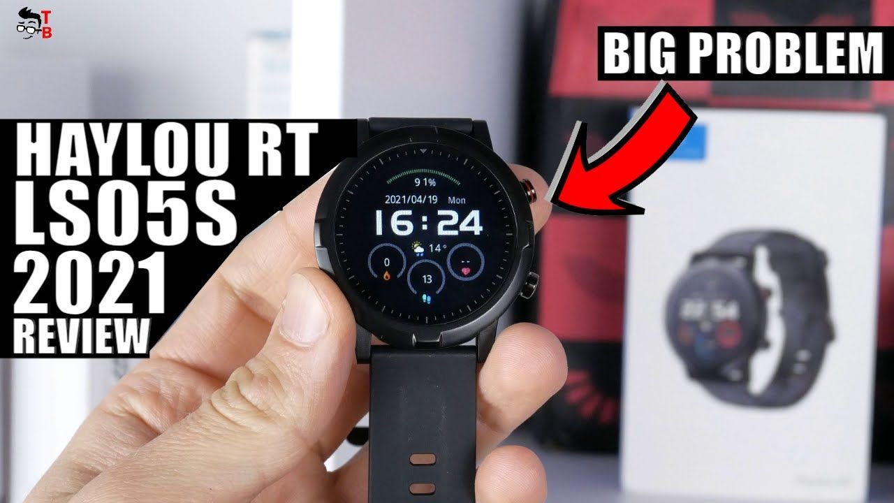 Haylou RT LS05S Full REVIEW: What's Wrong With This Watch?