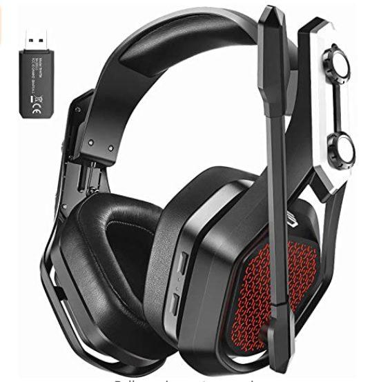 Mpow Iron Pro Wireless Gaming Headset - Amazon