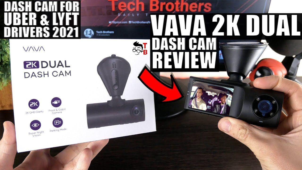 VAVA 2K Dual Dash Cam Full REVIEW: Do You Need Cabin Camera?