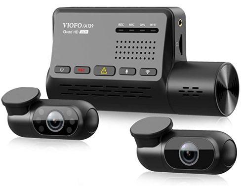 3 Channel Dash Cam VIOFO A139 - Amazon