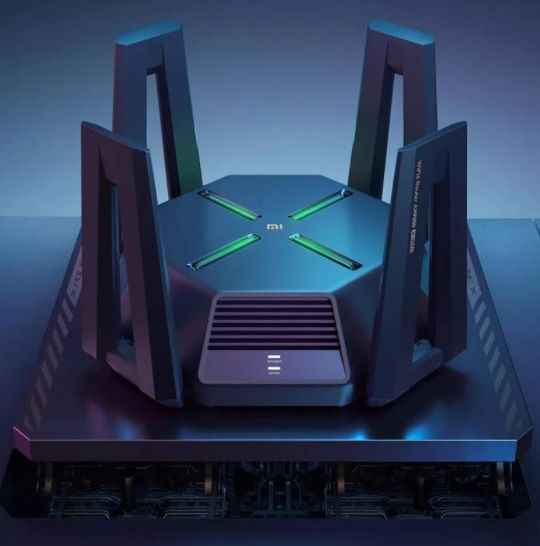 2021 new high-speed Xiaomi Router AX9000 - Alibaba
