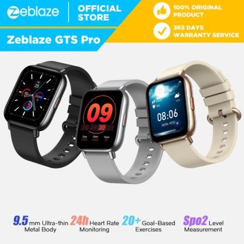 NEW 2021 Zeblaze GTS Pro Smart Watch - Aliexpress