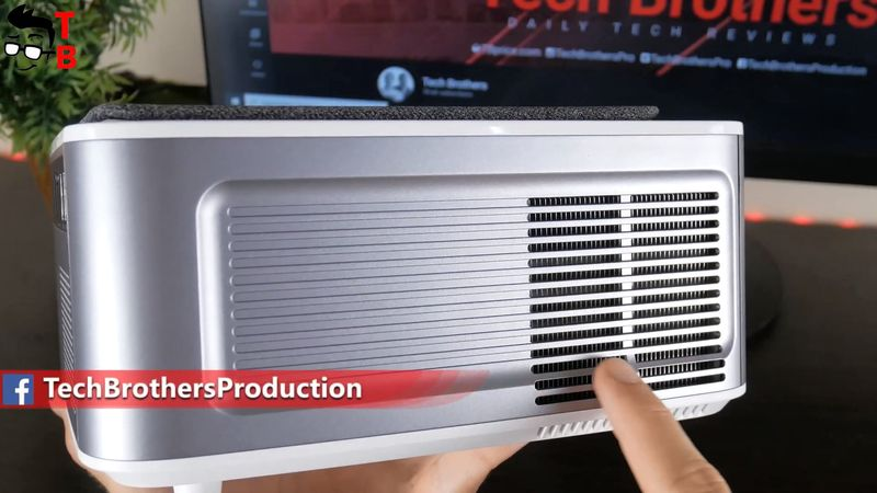 DBPOWER RD828 REVIEW: Why Is This Full HD Projector So Cheap?