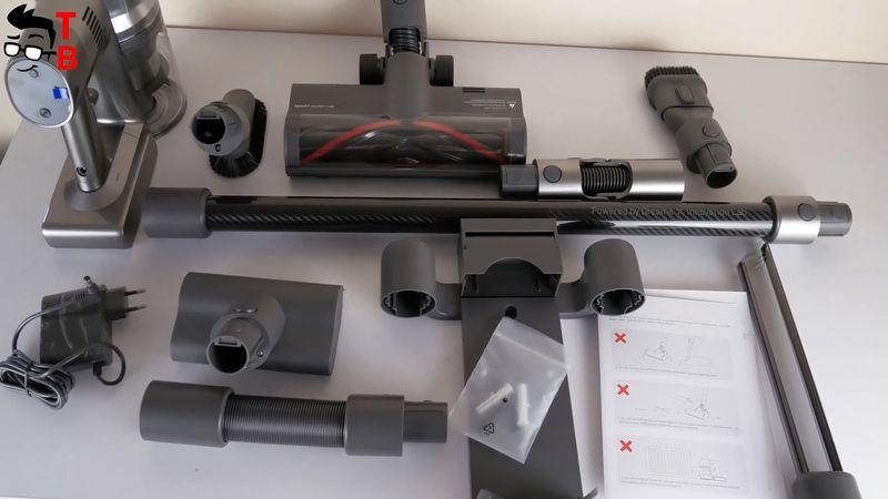 ОБЗОР Dreame T30: лучший беспроводной пылесос для покупки в 2021 году!