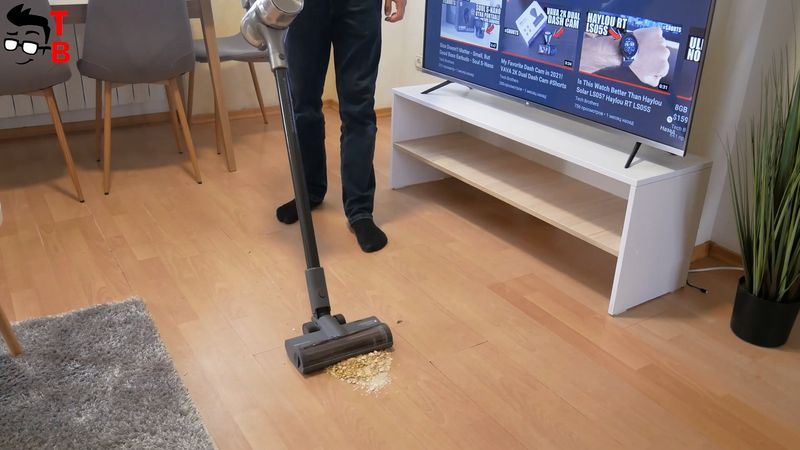 Dreame T30 REVIEW: Best Cordless Vacuum Cleaner To Buy In 2021!