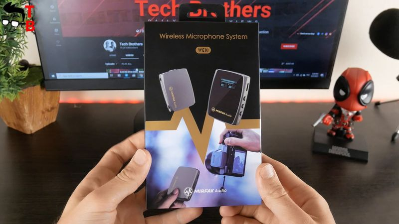 Mirfak WE10 REVIEW & Microphone Test After Software Upgrade June 2021