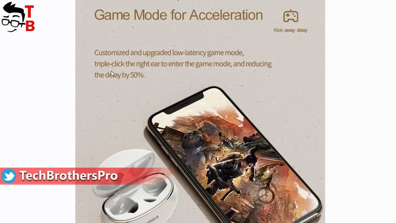 Naenka Lite Pro REVIEW: Does Game Mode Make A Difference?