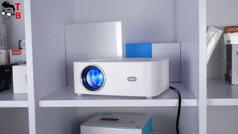 WANBO X1 REVIEW: 2021 Xiaomi Projector Under $100!