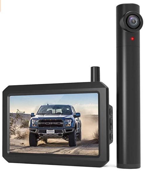 AUTO-VOX TW1 Truly Wireless Backup Camera - Amazon - 10% OFF CODE: RAJQFEVZ