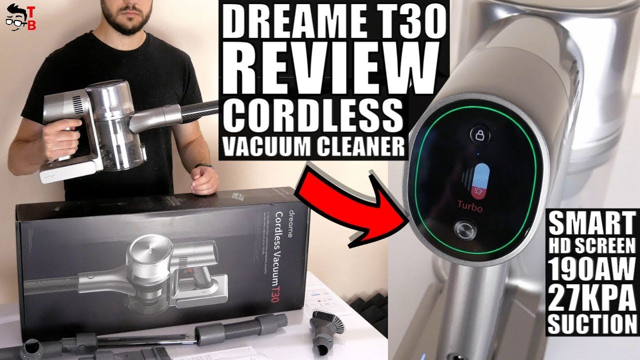 Dreame T30 REVIEW: Quite Expensive, Because It is The BEST!