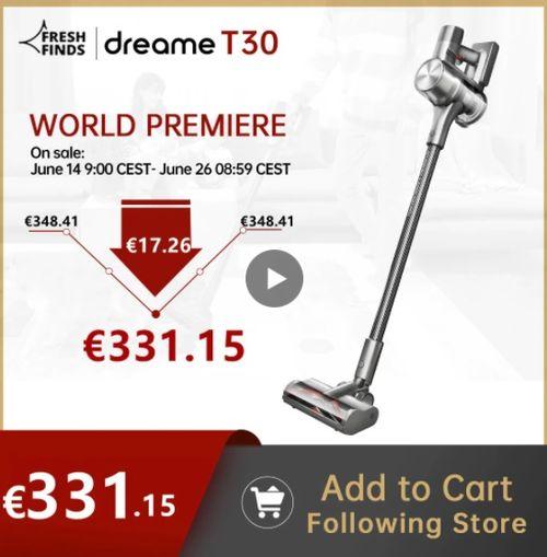 Dreame T30 - Aliexpress
