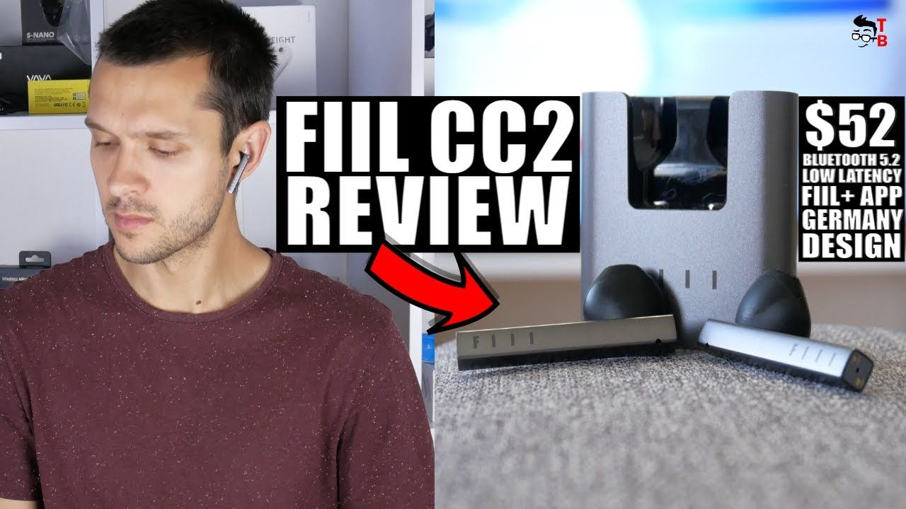 FIIL CC2 REVIEW: Almost Perfect Wireless Earbuds 2021!