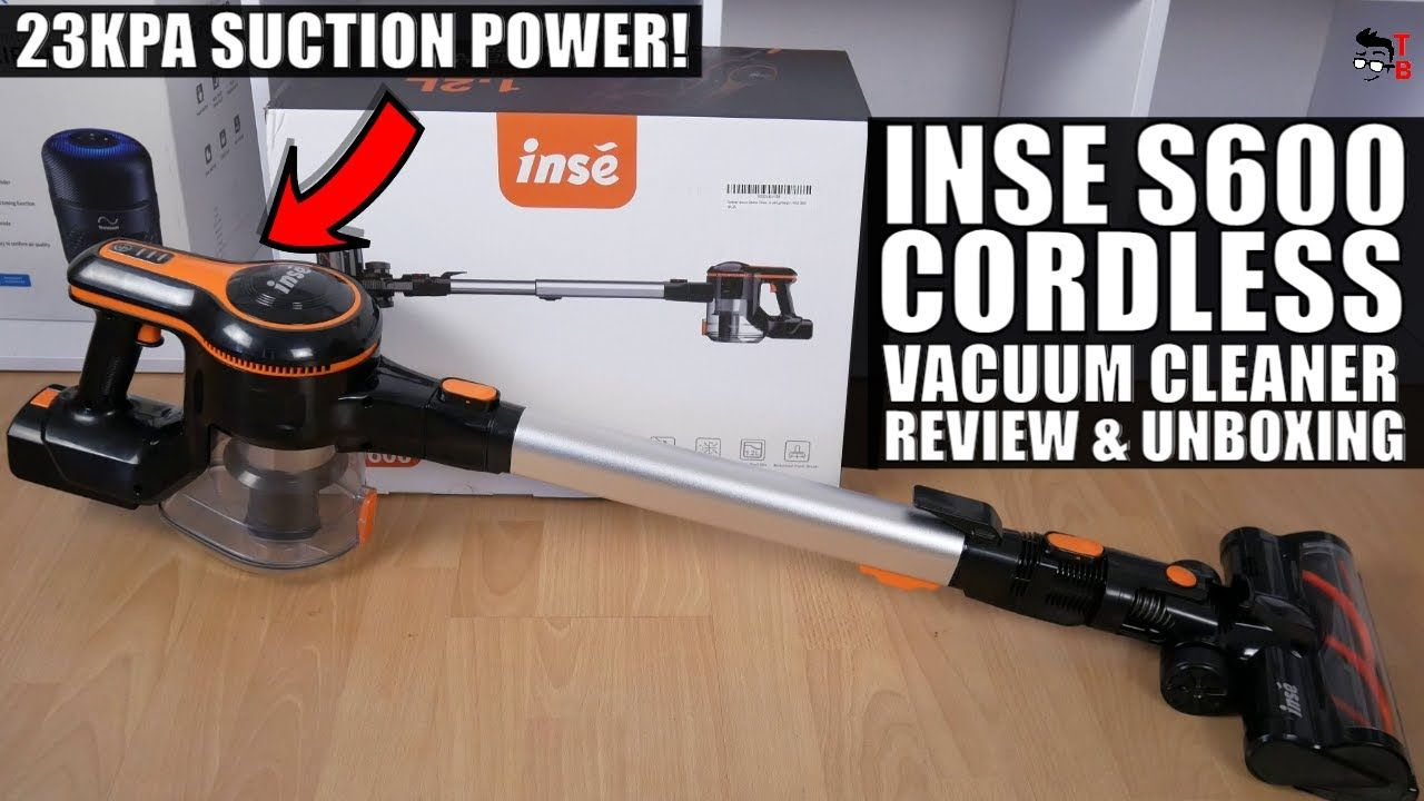 INSE S600 Full REVIEW: Forget About Robot Vacuum Cleaners!