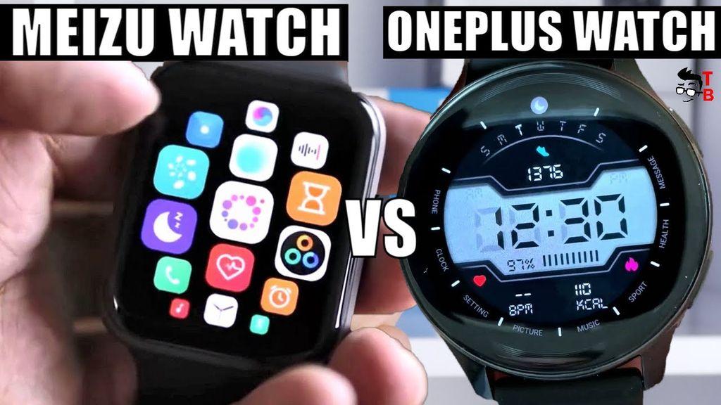 Meizu Watch vs OnePlus Watch: Which Smartwatch Is Better 2021?