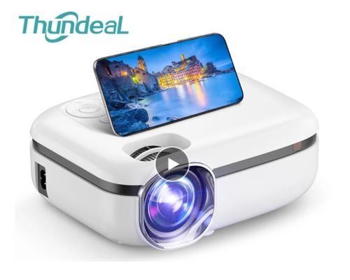 ThundeaL New Tech 5G WiFi Mini Projector TD92 - Aliexpress