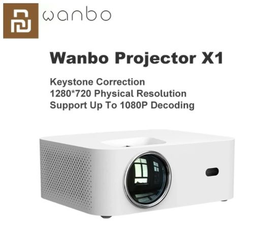 Youpin Wanbo X1 Projector - Aliexpress