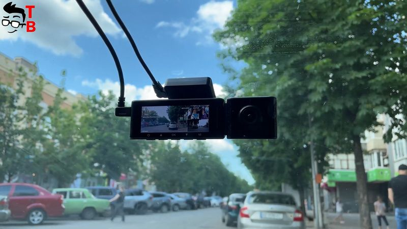 AZDOME M550 REVIEW: Really Surprised By This Dash Cam!