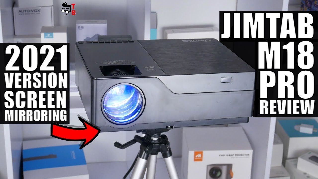 JIMTAB M18 Pro Full REVIEW: New 2021 Version With Screen Mirroring!