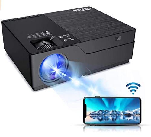 JIMTAB M18 PRO Native 1080P Video Projector - Amazon
