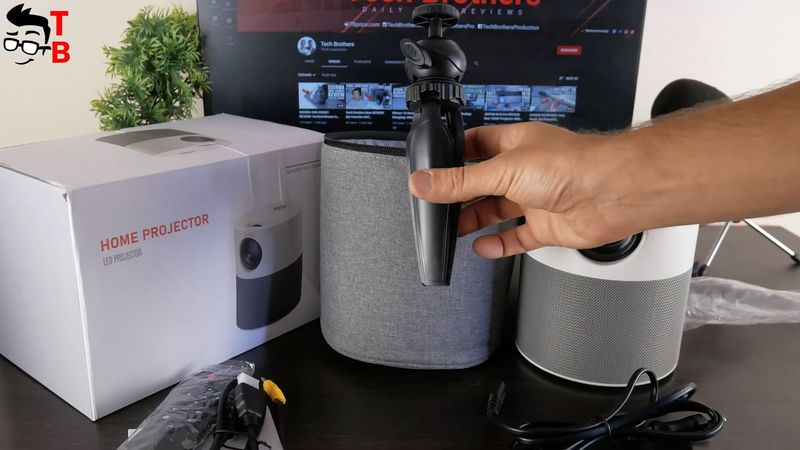 Touyinger T9W REVIEW: The Almost Perfect 1080P Projector, But...