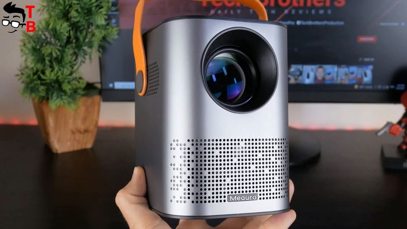 Meauro APT01 REVIEW: Mini Android Wi-Fi Projector Only $127