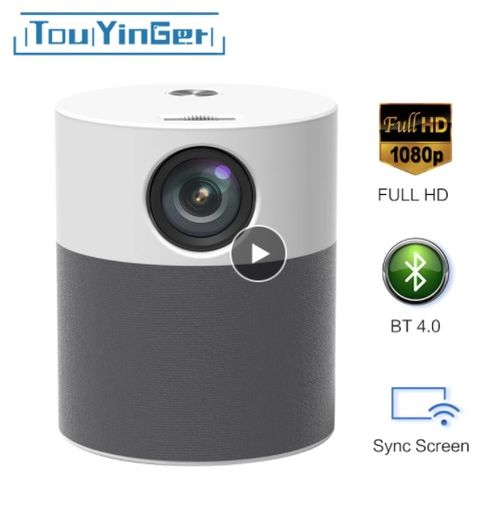 Touyinger T9 Native Full HD Portable Projector - Aliexpress