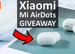 Xiaomi Mi AirDots – WIN True Wireless Earbuds from Xiaomi! (ENDED)