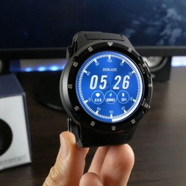 Zeblaze THOR 4 Plus REVIEW In-Depth: The Best Android LTE Smartwatch!