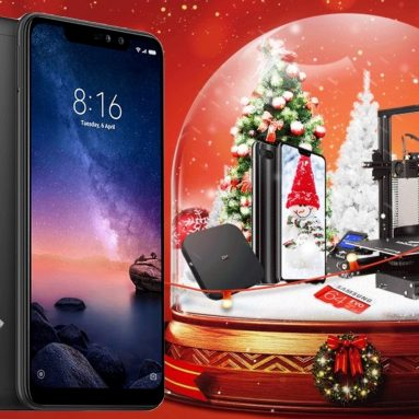 Xiaomi Redmi Note 6 Pro GIVEAWAY! Win a new smartphone for Christmas and New Year 2019! (ENDED)